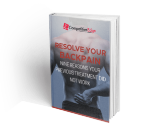 Resovle your Back Pain